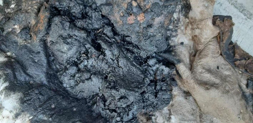 oily sludge